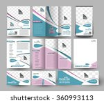 dental hospital business... | Shutterstock .eps vector #360993113