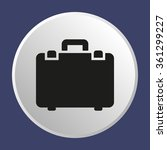 briefcase   icon   isolated....