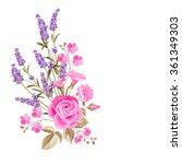 Single Rose Bouquet.
