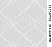 the geometric pattern by... | Shutterstock .eps vector #361392353