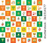 logo of fresh juice | Shutterstock .eps vector #361514177