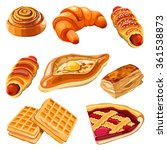 Set Of Flour Products From...