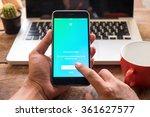 chiang mai thailand jan 13  ...   Shutterstock . vector #361627577