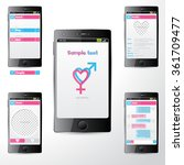 simple dating mobile...