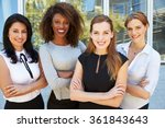 outdoor portrait of female... | Shutterstock . vector #361843643