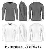 men's long sleeve t shirt ...