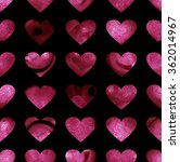 seamless watercolor pattern.... | Shutterstock . vector #362014967