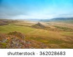 mountains in beauty day | Shutterstock . vector #362028683