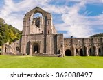 Fountain's Abbey  England