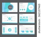 blue presentation templates... | Shutterstock .eps vector #362137463