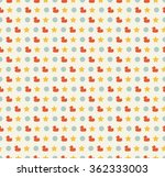 Pattern With Ducks. Pattern...