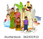vector design of andhrait... | Shutterstock .eps vector #362431913