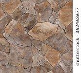 Seamless Texture Stone Wall....