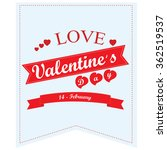 isolated banner with text ... | Shutterstock .eps vector #362519537