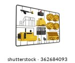constructor | Shutterstock . vector #362684093