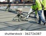 construction worker produces...   Shutterstock . vector #362726387