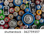 Color Batteries Of Different...