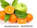 ripe fruit | Shutterstock . vector #36290245