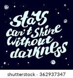 hand written vector text... | Shutterstock .eps vector #362937347