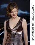 """Small photo of Rene Russo at the Los Angeles Premiere of """"Thor"""" held at the El Capitan Theater in Los Angeles, California, United States on May 5, 2011."""