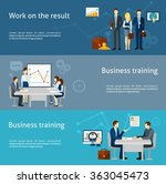 business coaching investment... | Shutterstock . vector #363045473