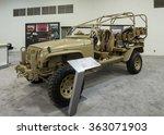 Постер, плакат: Hendrick Jeep GMV prototype
