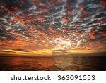 A Galapagos Sunset