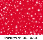 abstract winter background... | Shutterstock . vector #363209087