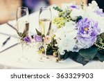 Wedding Decoration With Two...