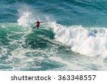 ericeira  portugal   january 12 ... | Shutterstock . vector #363348557
