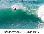 ericeira  portugal   january 12 ... | Shutterstock . vector #363351017