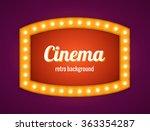 vector realistic 3d light... | Shutterstock .eps vector #363354287