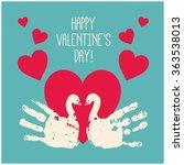 Happy Valentine's Day Card...