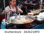 Pattaya  Thailand   April 4 ...
