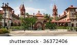 Spanish Historical Building St...