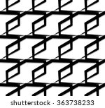 seamless monochrome pattern ...