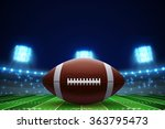 american football field eps 10 | Shutterstock .eps vector #363795473