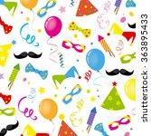 background carnival | Shutterstock .eps vector #363895433