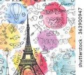 Paris Love.valentines Day...