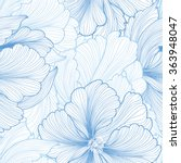 Floral Seamless Background....