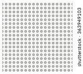pattern print. patternart.... | Shutterstock .eps vector #363949103