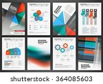 abstract vector backgrounds and ... | Shutterstock .eps vector #364085603