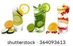 Three Types Of Detox Water Wit...