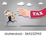 a vector illustration of... | Shutterstock .eps vector #364132943