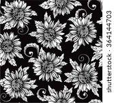 vintage floral backgrounds....   Shutterstock .eps vector #364144703