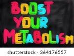 metabolism concept | Shutterstock . vector #364176557