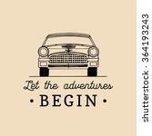 Let The Adventures Begin...