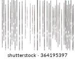 grunge lined vector texture | Shutterstock .eps vector #364195397