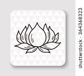flower doodle   Shutterstock .eps vector #364368323
