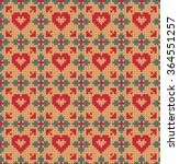 seamless pattern on the theme... | Shutterstock .eps vector #364551257